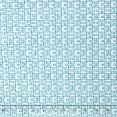 Pieces of Hope 2 - Puzzle Blue Yardage