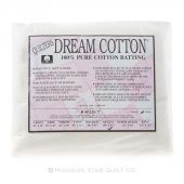 Quilter's Dream Select White Cotton Queen Batting