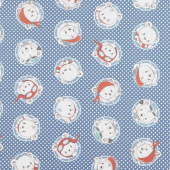 Teddy's Great Adventure! - Teddy's Ocean Voyage Yardage