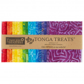 Tonga Treats Batiks - Vivid Minis