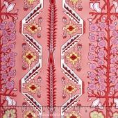 Splendor - Native Folk Blush Yardage