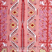 Splendor - Native Folk Blush Yardage