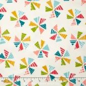 Mixed Bag 2017 - Pinwheels Cloud Yardage