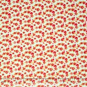 Little Ruby - Little Rosie Aqua Yardage