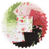 Sweet Pea Favorites Flannel Charm Pack