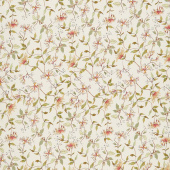 Tell the Bees - Honeysuckle & Hops Cream Yardage