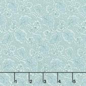 Super Bloom - Oaks Baby Blue Yardage