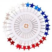 MSQC Star Pins