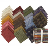 Paula's Companions Fat Quarter Bundle