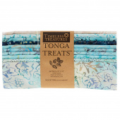 "Tonga Treats Batiks - Beach 10"" Squares"