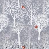Woodland Winter - Woodland Winter Winter Yardage