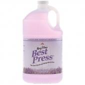 Best Press Spray Starch Lavender Fields Gallon Refill