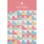 Pins & Paws Quilt Pattern by Missouri Star