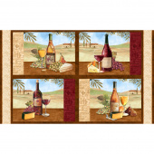 Tuscan Delight - Place Mat Multi Panel