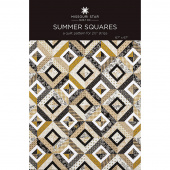 Summer Squares Quilt Pattern by Missouri Star
