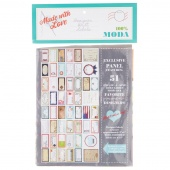 Moda Designer Quilt Labels