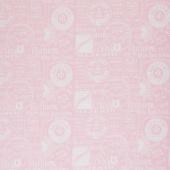 Paperdoll - Paperdoll Text Pink Yardage