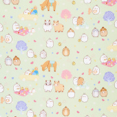 Molang - Main Green Yardage
