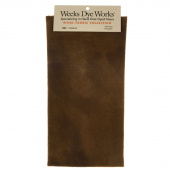 Weeks Dye Works Hand Over Dyed Wool Fat Quarter - Solid Chestnut