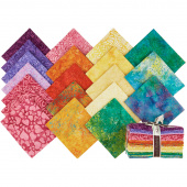 Sweet Hearts Batiks Fat Quarter Bundle