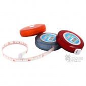Metro 60in Retractable Measuring Tape (assorted colors)