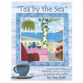 Tea by The Sea Pattern