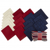 Wilmington Essentials - Old Glory Fat Quarter Gems