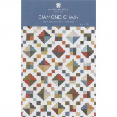 Diamond Chain Quilt Pattern by Missouri Star