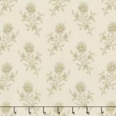 Evergreen - Chrysanthemum Husk Yardage