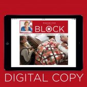 Digital Download - BLOCK Magazine Holiday 2017 Vol 4 Issue 6