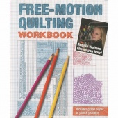 Free Motion Quilting Workbook by Angela Walters