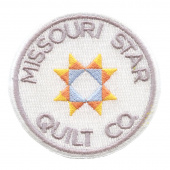 Missouri Star Logo Patch