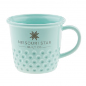 Missouri Star Thimble Mug - Aqua