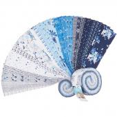Blue Stitch Rolie Polie