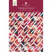 Tumbler Dash Quilt Pattern by Missouri Star