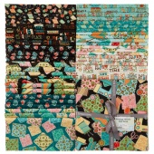 """Sewing Mends the Soul 10"""" Squares"""