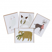 Merriment Note Cards