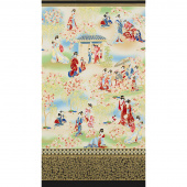 Imperial Collection 15 - Spring Geisha Spring Metallic Panel