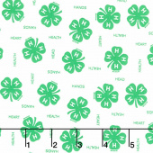 4-H - Clover Cream Yardage