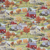 Autumn Grove - Scenic Multi Yardage