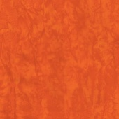 "108"" Wide Back Batik - Solid Orange Backing"