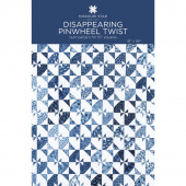 Disappearing Pinwheel Twist Pattern by Missouri Star