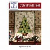 O'Christmas Tree Pattern