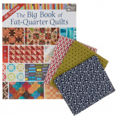 The Big Book of Fat Quarter Quilts Bundle
