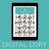 Digital Download - Sweet Treats Pattern by MSQC
