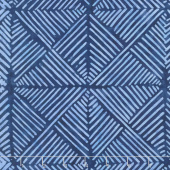 Calypso Batiks - Triangle Twilight Yardage