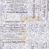 Memoranda - Memorandum Blue Yardage
