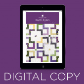 Digital Download - Daisy Chain Pattern by Missouri Star