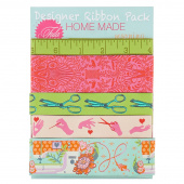 Tula Pink Homemade Morning Designer Ribbon Pack