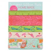 Tula Pink Homemade Morning Designer Ribbon Pack